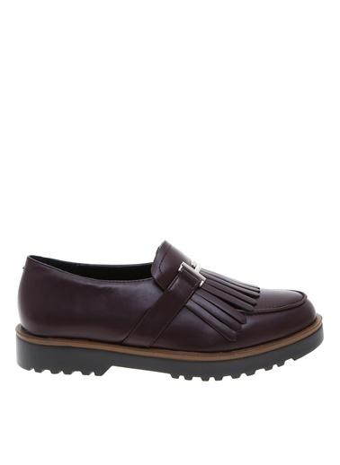 Fabrika Ayakkabı Bordo